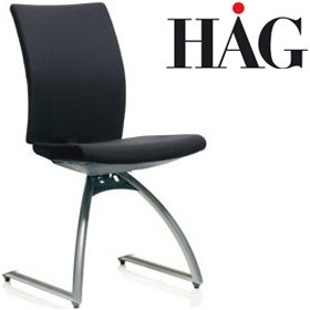 HAG H04 4470 Meeting Chair £345 - Office Chairs