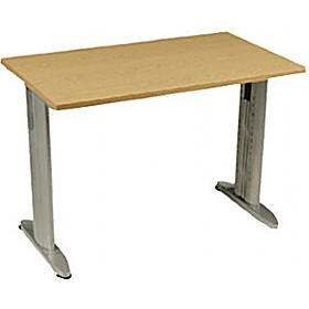 Linear Cantilever Freestanding Return Desks £216 - Office Desks