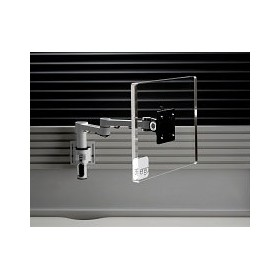 X-Stream Dual Beam Monitor Arm With Rail Fixing £0 - Office Furnishings