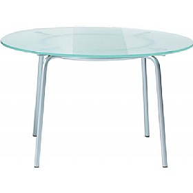 Inspiral Glass Coffee Table £737 - Reception Furniture