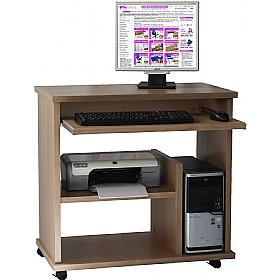Trend Compact Computer Desk Interior