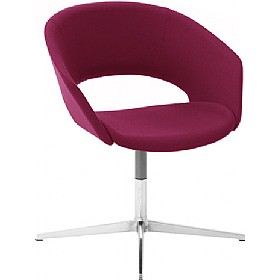Song Swivel Base Chair £514 - Reception Furniture