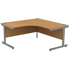 Alpha Plus Universal Ergonomic Desks £303 - Office Desks