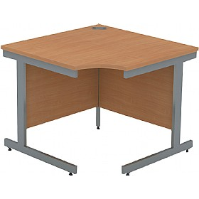 Alpha Plus Corner Desk £231 - Office Desks