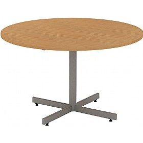 Alpha Plus Circular Meeting Table £192 - Office Desks