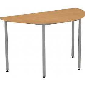Alpha Plus Semi-Circular Meeting Table £133 - Office Desks