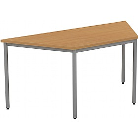 Alpha Plus Heavy Duty Trapezoidal Meeting Table £186 - Office Desks