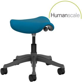 Humanscale Freedom Pony Saddle Stool Humanscale Saddle Seats