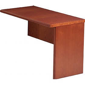 Corniche Standard Desk Return £727 - Office Desks