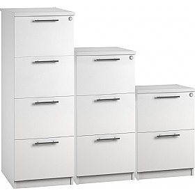 Superb Reflections White Filing Cabinets | Reflections White Gloss Filing Cabinets