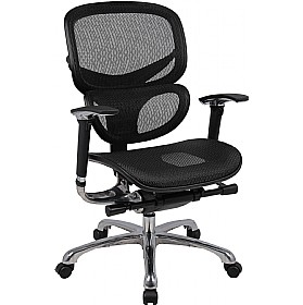 Desire 24Hr Ergonomic Full Mesh Chair £313 - Office Chairs