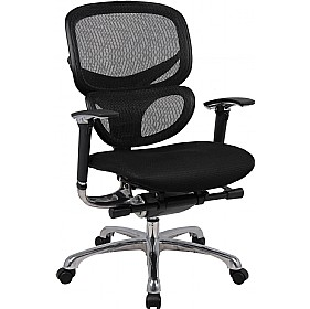 Desire 24Hr Ergonomic Air Mesh Seat Chair £272 - Office Chairs
