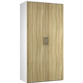 Reflections Light Olive Double Door Cupboards £235 - Office Storage