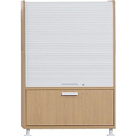 DNA Tall Combination Storage Unit £610 - Office Desks