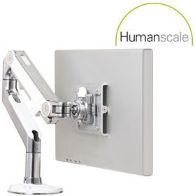 Humanscale M8 Monitor Arms £0 - Office Furnishings