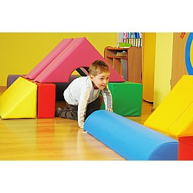 Premium Soft Play Shape Set £0 - Education Furniture