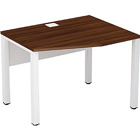 Presence Wave Desk Extension £193 - Office Desks