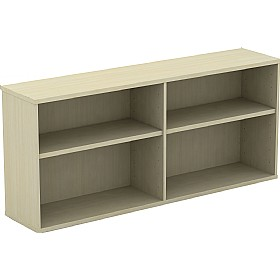 Accolade Wide Desk High Bookcase £217 - Office Desks