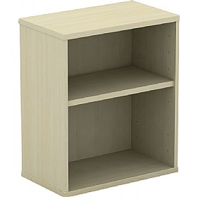 Accolade Narrow Desk High Bookcases £111 - Office Desks