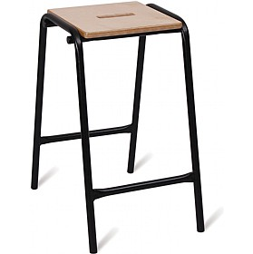 Scholar Wooden Top Stools £0 - Education Furniture