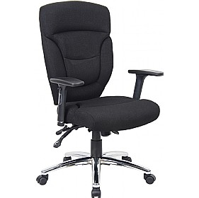 Galileo Fabric Manager Chair £130 - Office Chairs