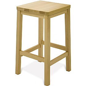 Scholar Solid Beech Wooden Stools £0 - Education Furniture