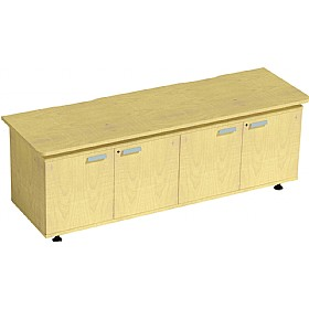 DNA 4 Door Credenza Unit £1241 - Office Desks