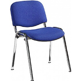 Swift Chrome Frame Conference Chairs (4 Pack)
