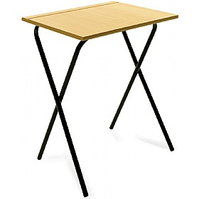 Scholar X-Frame Foldable Exam Desks £31 - Education Furniture