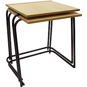 Scholar Nesting Exam Desks £0 - Education Furniture