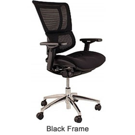 Mirus Ergonomic Mesh Office Chair (Without Headrest) £426 - Office Chairs