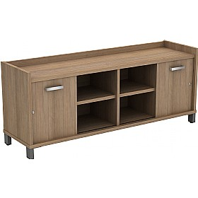 Interface Credenza Storage Units £333 - Office Desks
