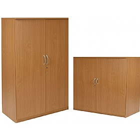 Modus Universal Storage Double Door Cupboard £236 - Office Desks