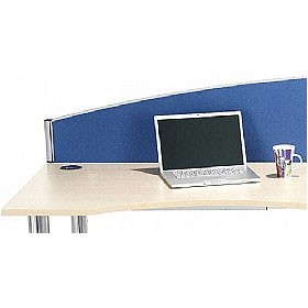 Interface Executive Curved Desktop Screens £0 - Office Screens