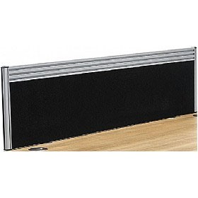 Interface Deluxe Rectangular Desktop Screens £0 - Office Screens