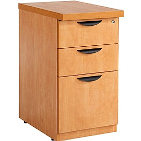 Consulate Desk High Pedestal £191 - Office Desks