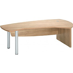 Percepta Executive Curve Desk £299 - Office Desks