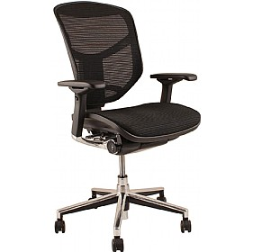 Enjoy Mesh Office Chairs (Without Headrest) £387 - Office Chairs