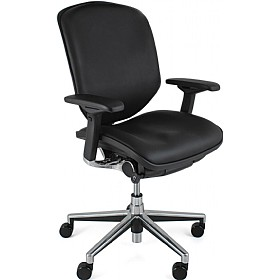 Enjoy Leather Office Chairs (Without Headrest) £383 - Office Chairs