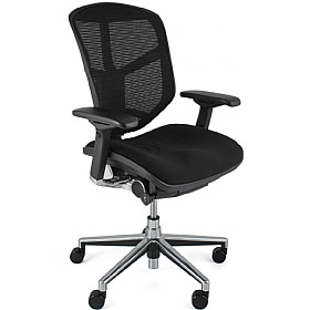 Enjoy Mesh & Fabric Office Chairs (With Headrest) £422 - Office Chairs