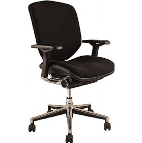 Enjoy Fabric Office Chair (Without Headrest) £366 - Office Chairs
