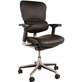 Ergohuman Leather Office Chairs (Without Headrest) £545 - Office Chairs