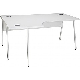 NEXT DAY Blaze A-Frame Ergonomic Desks £241 - Next Day Office Furniture