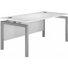 NEXT DAY Impact Rectangular Bench Desks £195 - Next Day Office Furniture