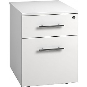 NEXT DAY Reflections Low Mobile Pedestal £0 - Filing Cabinets