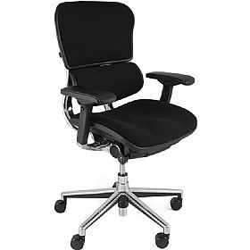 Ergohuman Fabric Office Chairs (Without Headrest) £513 - Office Chairs