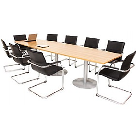 Accord Barrel Boardroom Tables £540 - Office Desks