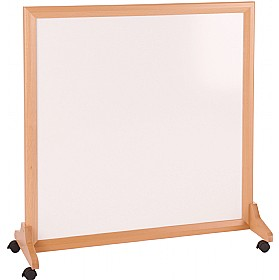 Real Wood Junior Divider Whiteboards £253 - Display/Presentation
