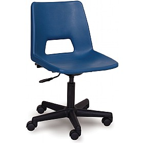 Scholar Mobile Polypropylene Chair £49 - Education Furniture