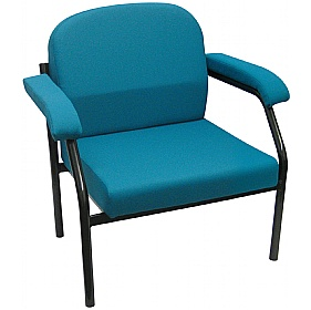 Extra Heavy Duty Modular Reception Armchair £145 -